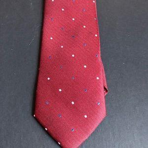 Indochino Accessories - Indochino Red Men's Tie